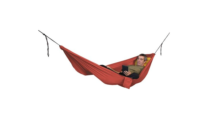 Exped Travel Hammock Plus Terracotta